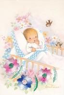 (Alb 1.9) Carte  Postale: Habillée, Brodée Ou Habillée Et Brodée - Cartes Postales