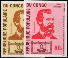 Congo Brazzaville 1976 Telephone Imperf Unmounted Mint. - Congo - Brazzaville
