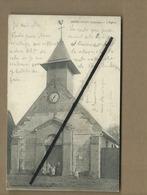 CPA - Hébécourt  -  (Somme ) - L'Eglise - France