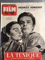 Mon Le Film Complet La Tunique Richard Burton Jean Simmons 4eme Micheline Carvel Jean Carmet Robert Rocca - Journaux - Quotidiens