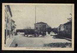 CROAZIA - VISIGNANO  D'ISTRIA - VISNJAN - 1941 - PIAZZA LITTORIA - Kroatien