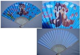 Folding Fan : Chip & Dale - Asian Art