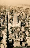 43099707 New York City Rockefeller Center Manhattan Aerial View New York City - Etats-Unis