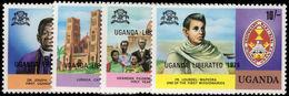 Uganda 1979 Uganda Liberated Catholic Church Unmounted Mint. - Uganda (1962-...)