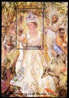 Uganda 1993 Coronation Souvenir Sheet Unmounted Mint. - Uganda (1962-...)