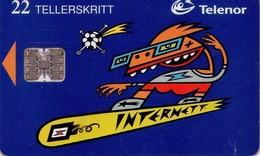 TARJETA TELEFONICA DE NORUEGA. N-87 (009) - Noruega