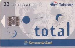 TARJETA TELEFONICA DE NORUEGA. N-132 (021) - Noruega