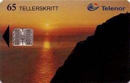 TARJETA TELEFONICA DE NORUEGA. N-48 (006) - Noruega