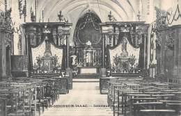 BOIS-SEIGNEUR-ISAAC - Intérieur De L'Eglise - Braine-l'Alleud