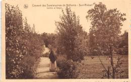 SART-RISBART - Couvent Des Dominicaines - Jardins Et Verger - Incourt