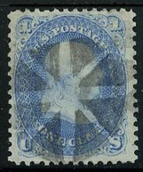 Etats-Unis / United States (Scott No.  63 - Franklin) (o) (Cat. 50.00 US) - United States