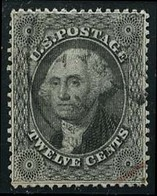 Etats-Unis / United States (Scott No.  36B - Jefferson) (o) (Cat. 75.00 US) - United States
