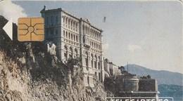 TELECARTE 50..  MUSEE OCEANOGRAPHIQUE DE MONACO - Monaco