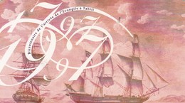 TELECARTE 60 UNITES..BICENTENAIRE DE L'ARRIVEE DE L'EVANGILE - French Polynesia