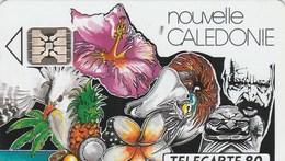 TELECARTE 80 UNITES..NOUVELLE CALEDONIE - New Caledonia