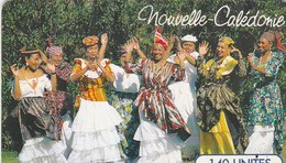 TELECARTE 140 UNITES..NOUVELLE CALEDONIE - New Caledonia