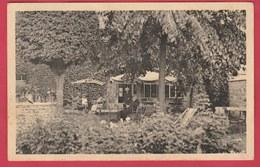 Havelange - Hostellerie De La Poste -Jardin ... Espace Détente - 1931   ( Voir Verso ) - Havelange