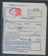 N.-Süz Wales Zahlschein... (ze8044  ) Siehe Scan - 1850-1906 New South Wales