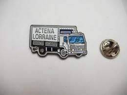 Beau Pin's , Transport Camion Volvo , Actena Lorraine , Ludres , Meurthe Et Moselle - Transportation