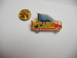 Beau Pin's , Transport Camion , Picard , Grue Levage - Transportation