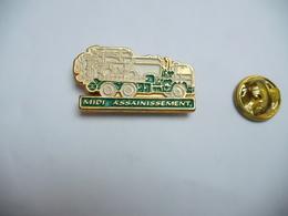 Beau Pin's , Transport Camion Citerne , Midi Assainissement - Transportation