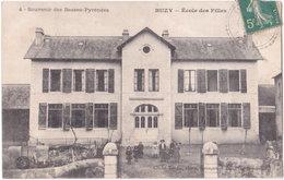 64. BUZY. Ecole Des Filles. 4 (2) - Andere Gemeenten