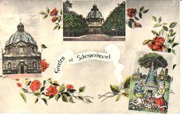 Scherpenheuvel-Zichem - CPA - Montaigu - Groeten Uit Scherpenheuvel - Scherpenheuvel-Zichem