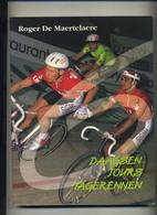 SPORT : Cyclisme-Wielrennen : 6-daagse :  224 Pagina's : 1991 ( Nederlands-Francais-Duits ) - Livres, BD, Revues