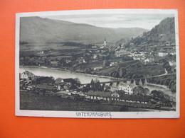 DRAVOGRAD.UNTERDRAUBURG-BAHNHOF - Slowenien