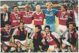 PSV - Europa Cup Winnaar In 1988 En Winnaar KNVB Beker 1988 - (Lerby, Valckx, R.Koeman, Vanenburg Etc.) - Calcio