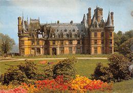 Chateauneuf Du Faou (29) - Le Château De Trevarez Saint Goazec - France