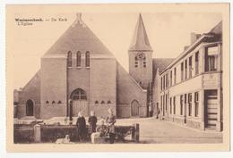 Westmeerbeek: Kerk. - Hulshout