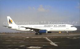 72282794 Flugzeuge Zivil Brussels International Airlines A321-131 OO-CPS C/n 591 - Aviación