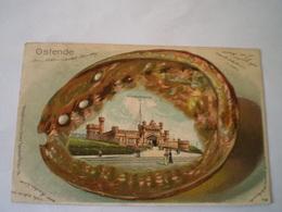 Ostende - Oostende  // Litho No 2 (Shell - Hippodrome)  // Used 1902 - Oostende