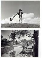 Lot De 14 Photos Ancienne De Roumanie - Lieux