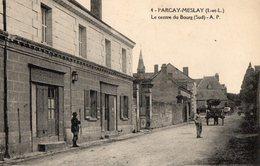 37 INDRE ET LOIRE - PARCAY MESLAY Le Centre Du Bourg (sud) - Autres Communes
