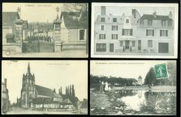 Beau Lot De 20 Cartes Postales De France   Cher ( 18 )       Mooi Lot Van 20 Postkaarten Van Frankrijk ( 18) - 20 Scans - Cartes Postales