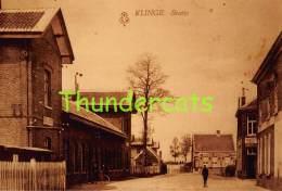 FOTO UIT 1980 DE KLINGE STATIE STATION GARE - Sint-Gillis-Waas
