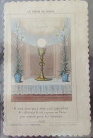 Image Pieuse / Holy Card - Le Trône De Grâce - R. Pannier Editeur Paris N°316 - Non-daté - Images Religieuses