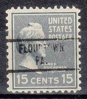 USA Precancel Vorausentwertung Preo, Locals Pennsylvania, Flourtown 734 - Vereinigte Staaten