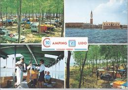 NSU - Lido - Camping Mehrbild (4 )-   (wz-dos-447)  - - Venezia