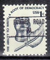 USA Precancel Vorausentwertung Preo, Locals Pennsylvania, Forbes Road 853 - Vereinigte Staaten