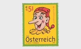 Austria 2003 Set - Series Confetti - Kasperl - 1945-.... 2nd Republic