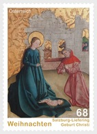 Austria 2015 Set - Christmas 2015 – Salzburg-Liefering, The Birth Of Christ - 2011-... Unused Stamps