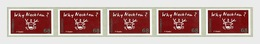 Austria 2015 Set - Christmas 2015 – Why Christmas? (Strip Of 5) - 2011-... Unused Stamps