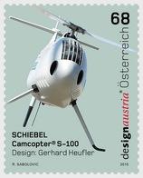 Austria 2015 Set - Special Stamp - Schiebel Camcopter S-100 - 2011-... Unused Stamps