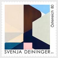 Austria 2015 Set - Special Stamp - Svenja Deininger - 2011-... Unused Stamps