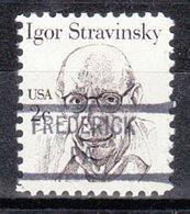 USA Precancel Vorausentwertung Preo, Locals Pennsylvania, Frederick 841 - Vereinigte Staaten