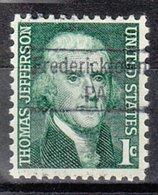 USA Precancel Vorausentwertung Preo, Locals Pennsylvania, Fredericktown 843 - Vereinigte Staaten