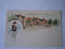 Bruxelles // Litho No 9 Exposition 1897  Kermesse // Ca 1899 - Wereldtentoonstellingen